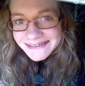 . . .me with braces!